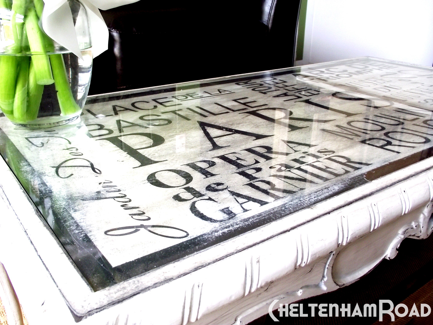 Geh Ideas Diy coffee table makeover