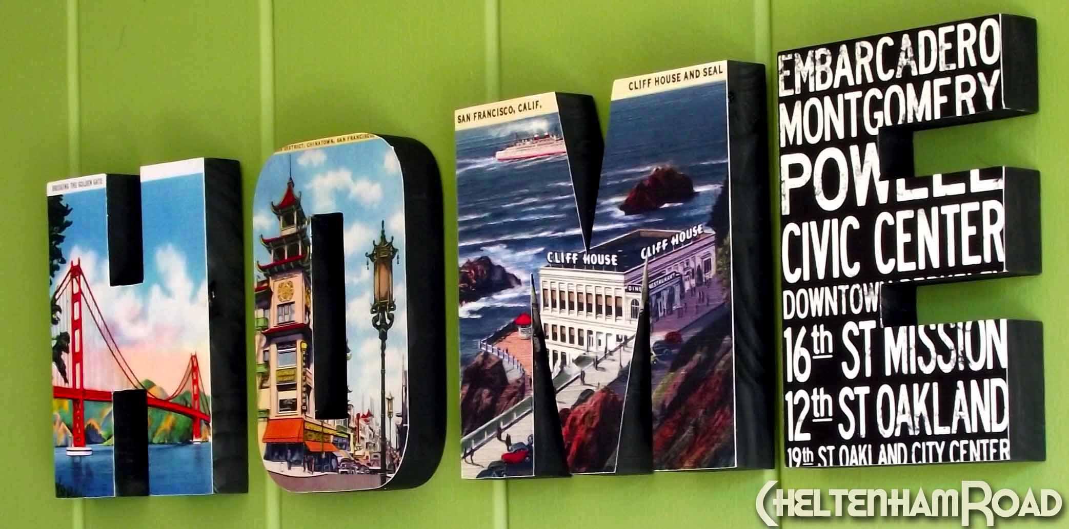 Vintage San Francisco | cheltenhamroad