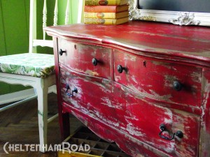 How To Makeover a Bureau