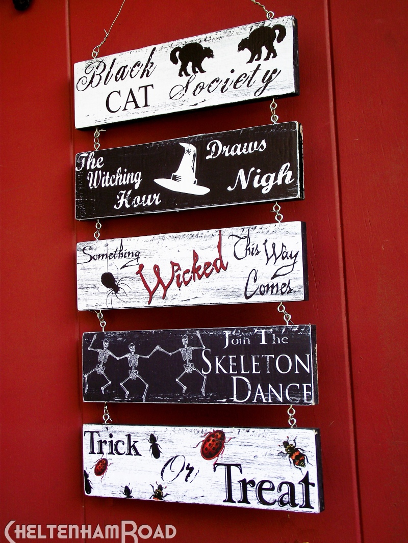woodworking projects halloween