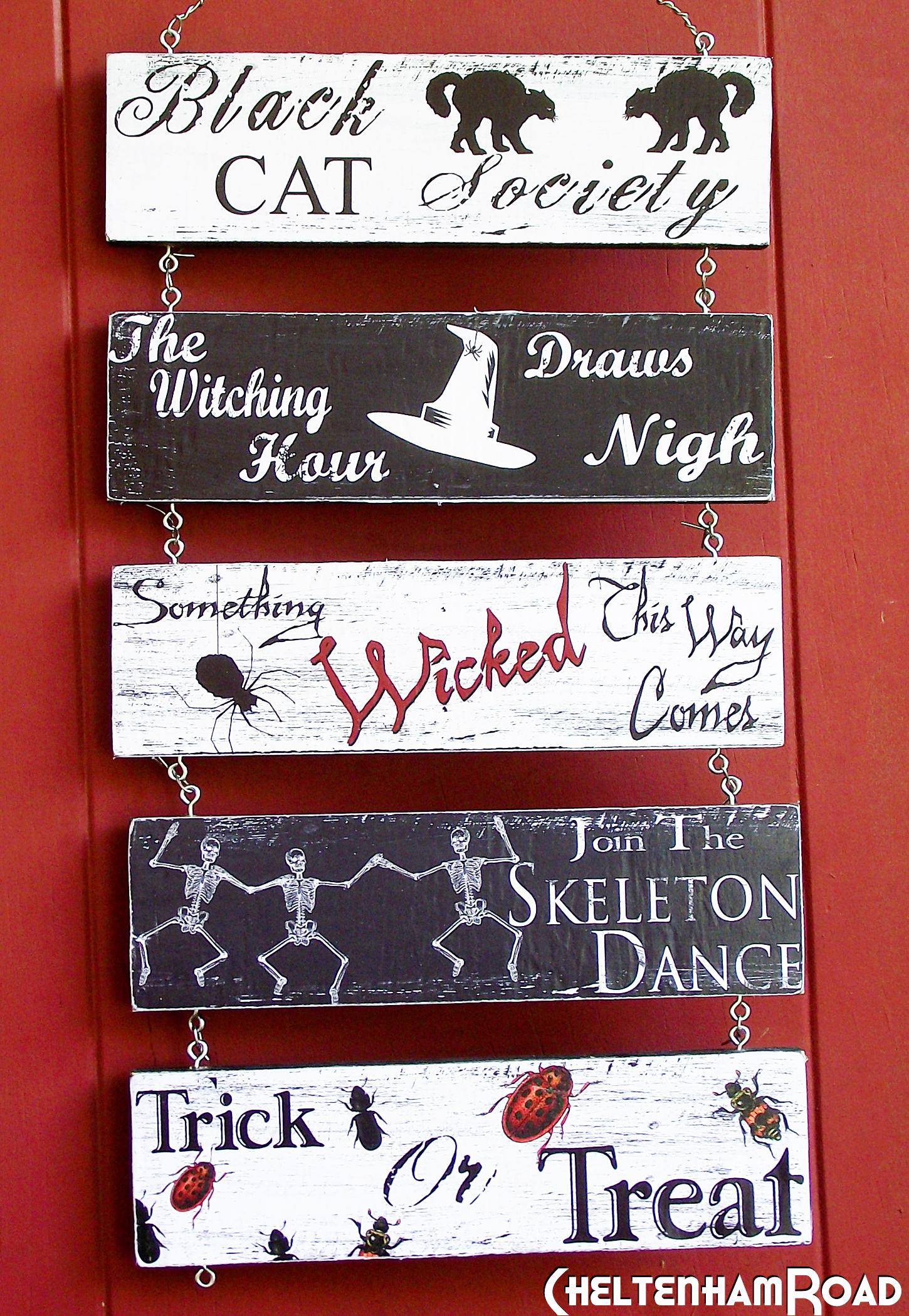 Decorating Ideas > Halloween Door Hanger Project And Free Printables  ~ 114701_Halloween Door Hangers Printable