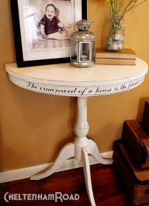 Emerson Quote Entry Table