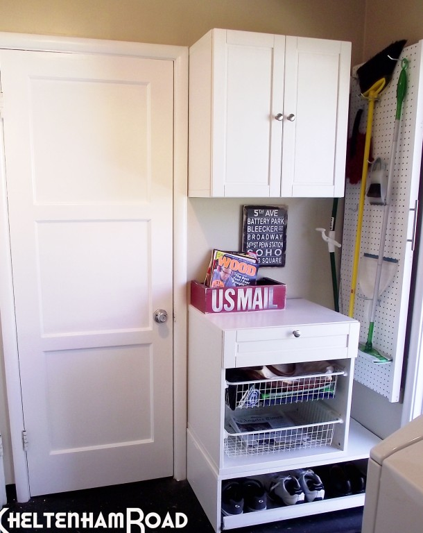 Pantry Slide Out Storage Unit