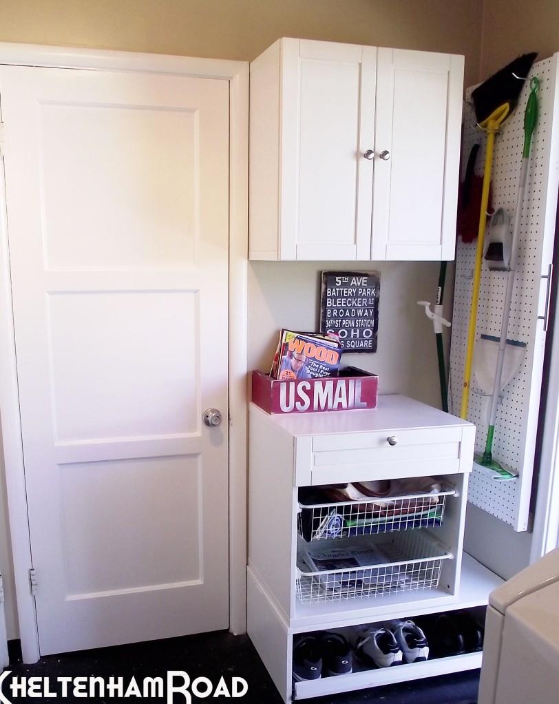 Pantry Slide Out Storage Unit