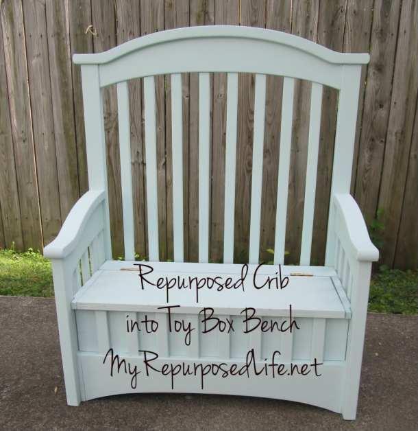 RepurposedCribToyBoxBench