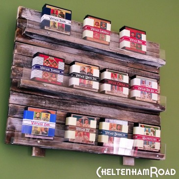 Rustic DIY Display