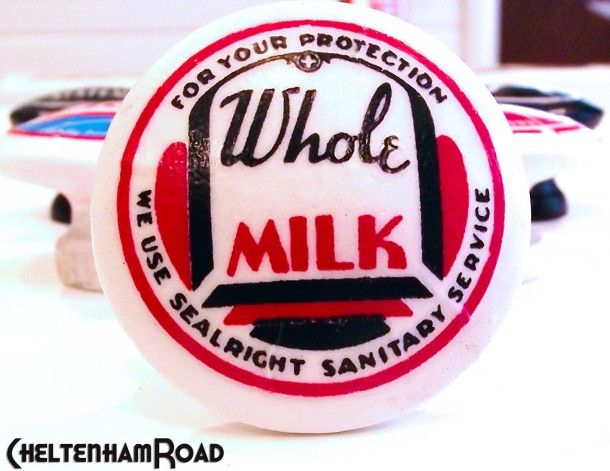 Vintage Dairy Cabinet Knob