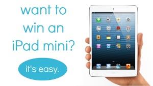 want-to-win-an-ipad-mini