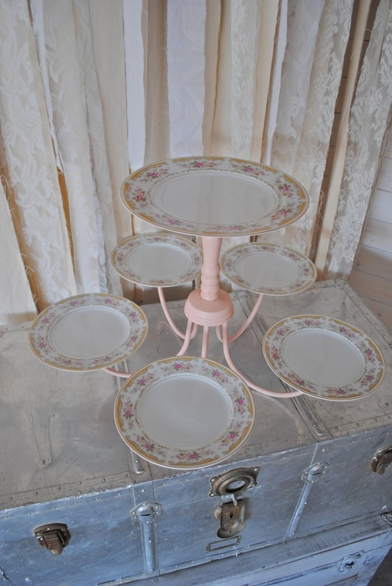 Chandelier Serving Set