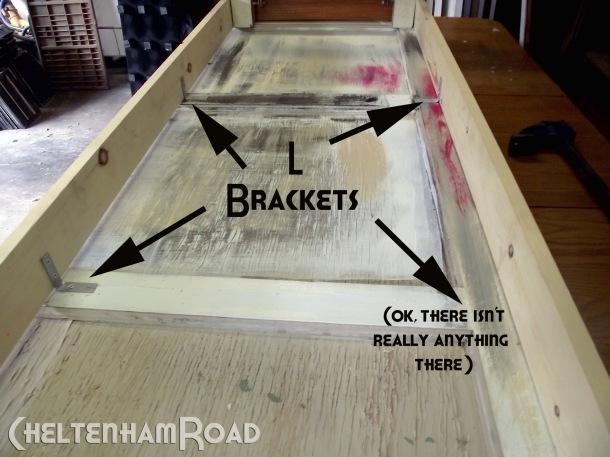 Install L Brackets