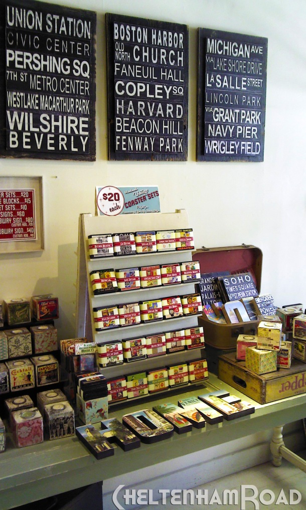 CoOp 28 Los Feliz Store Display