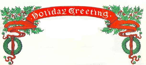 Holiday Greeting Graphic