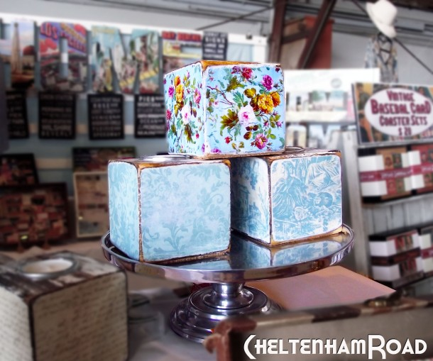 Cheltenham Road Candle Blocks at Unique LA