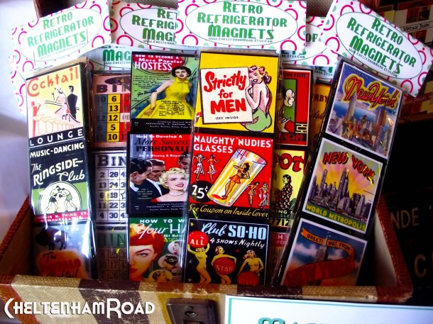 Cheltenham Road Magnet Sets Unique LA Summer 2013