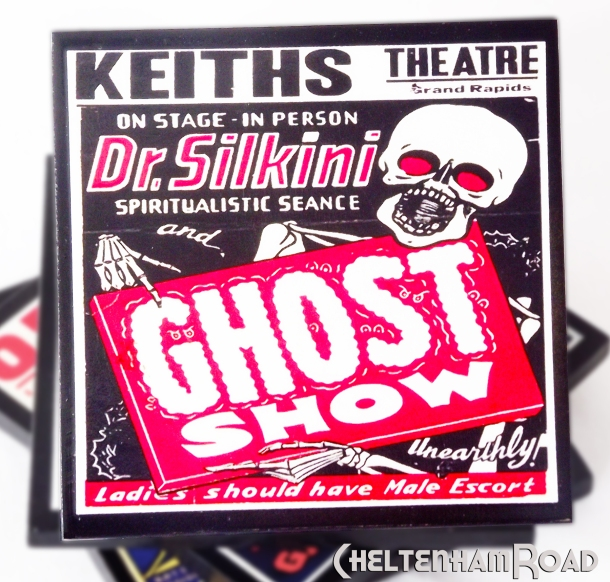 Ghost Show Coaster