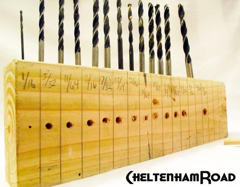 woodworking drill bits