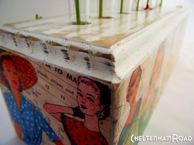 wooden vase plans