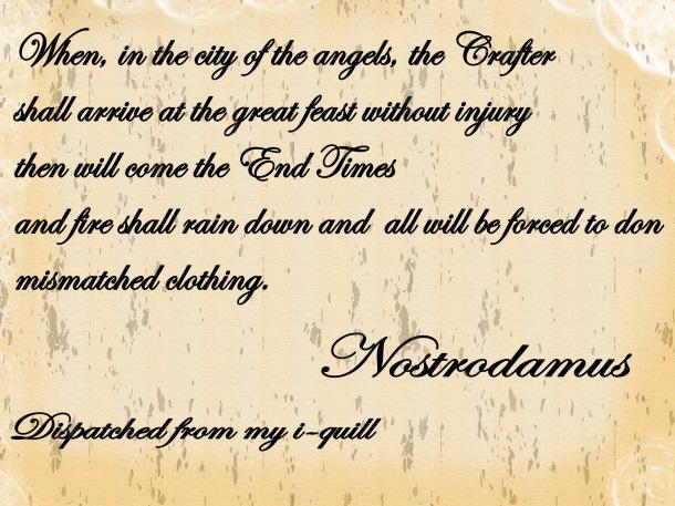 Nostrodamus