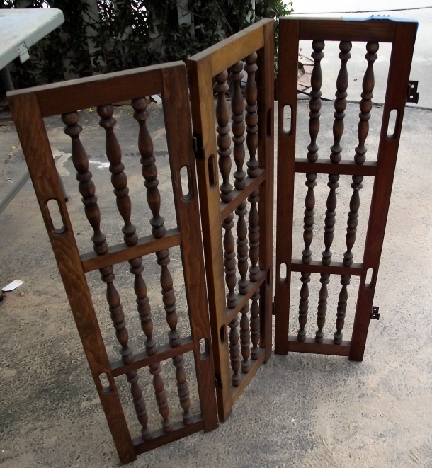 Spindle Shutters
