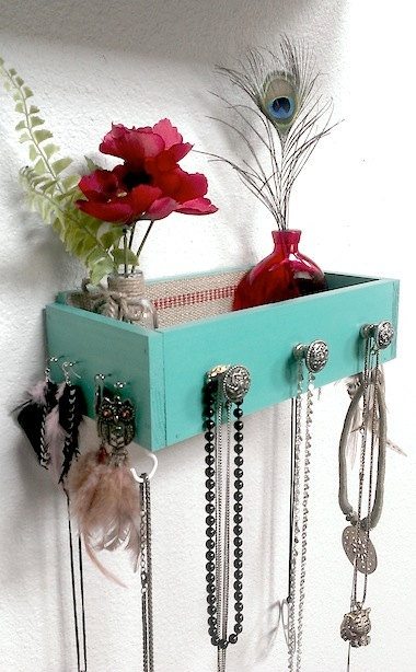 Wall Hanging Organizer by Moonlitterra
