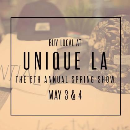 Unique LA Spring Show