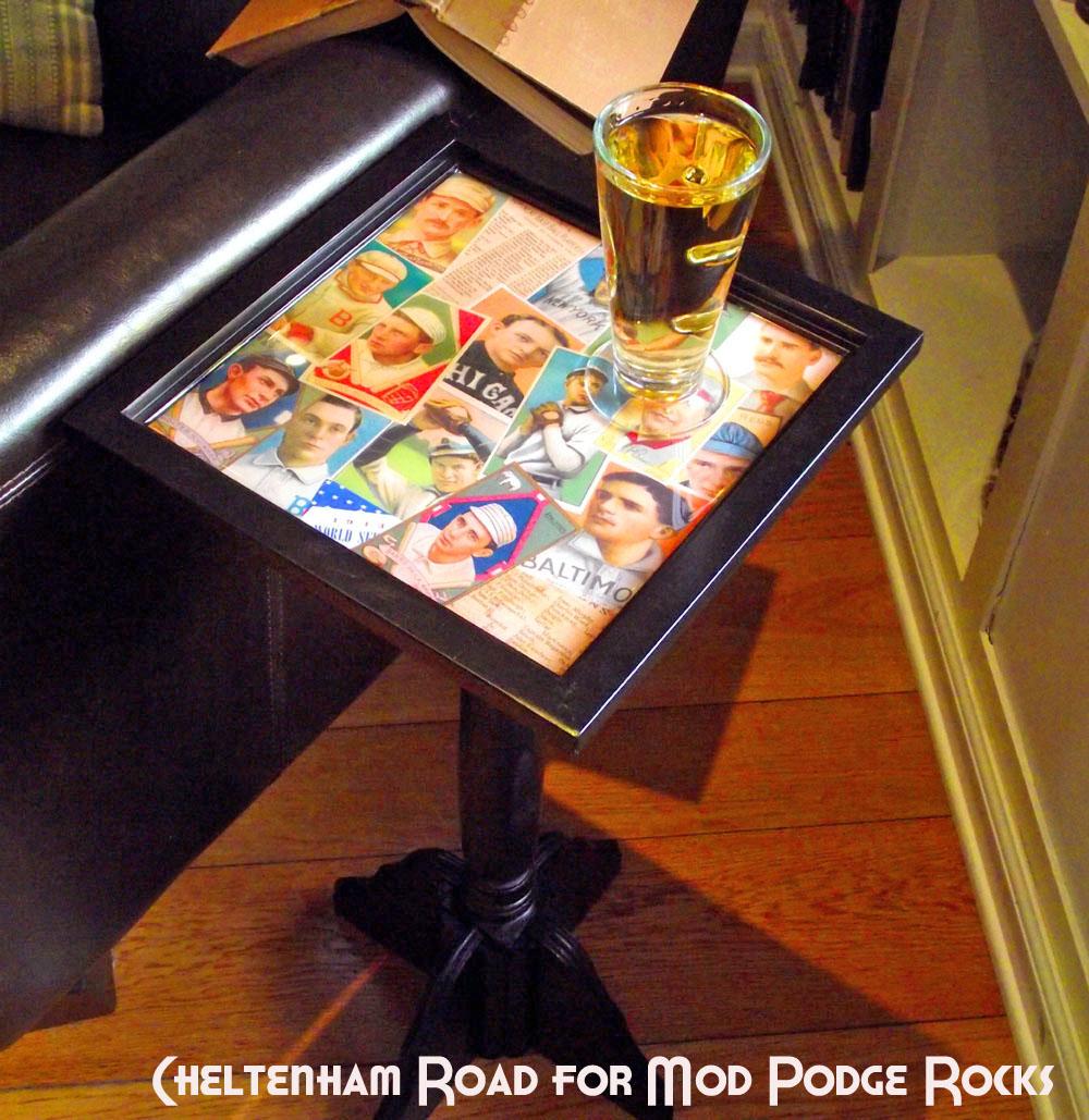 Baseball Man Cave Furniture : Diy furniture projects cheltenhamroad