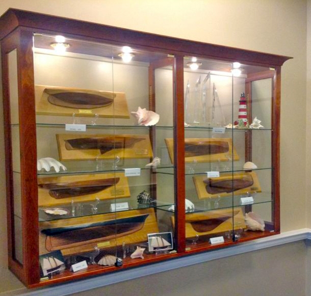 ES Cheaney Display Cabinet