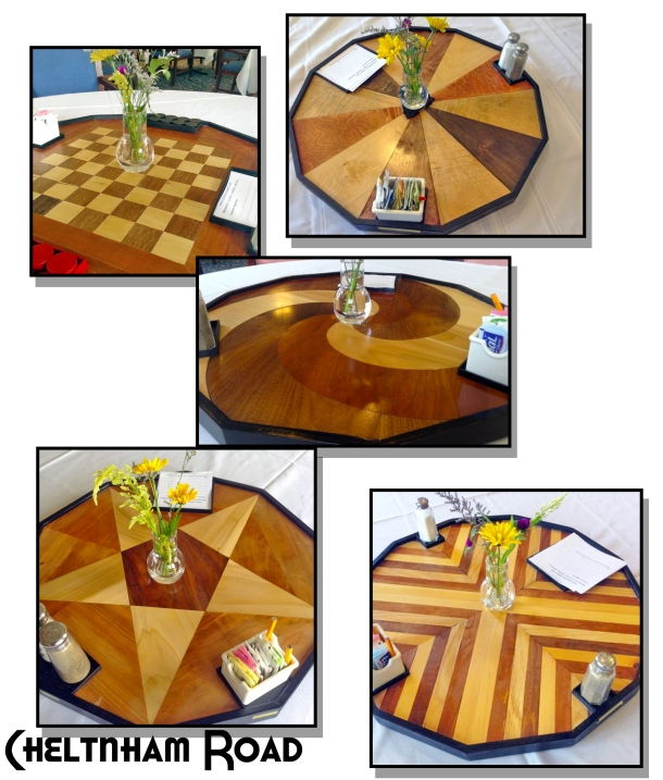 ES Cheaney Lazy Susan Designs