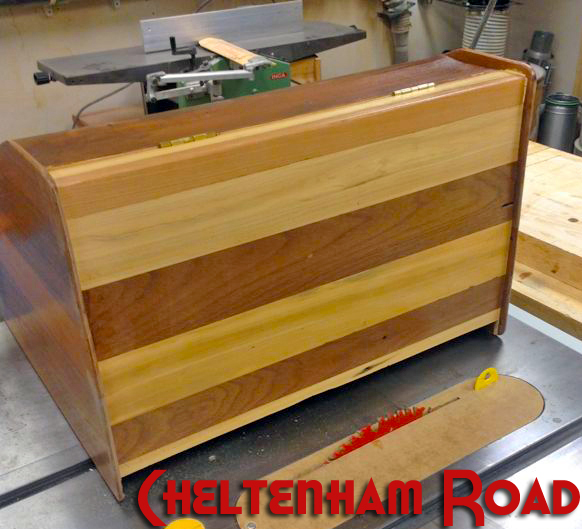 ES Cheaney Reclaimed Wood  Lectern Design