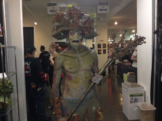 Scare LA costumes from LA Weekly