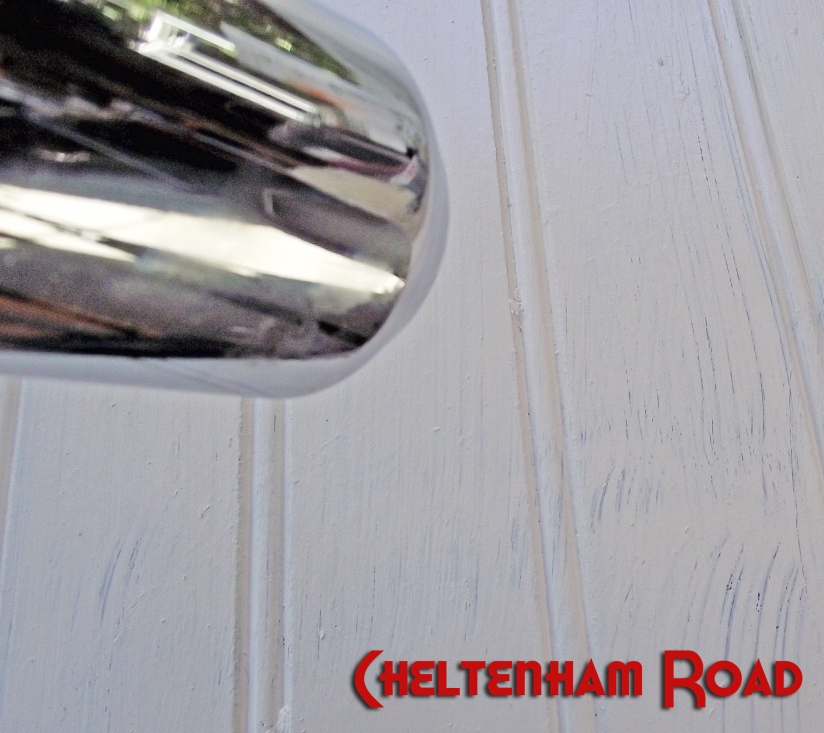 How to Distress Painted Wood Tutorial Cheltenham Road