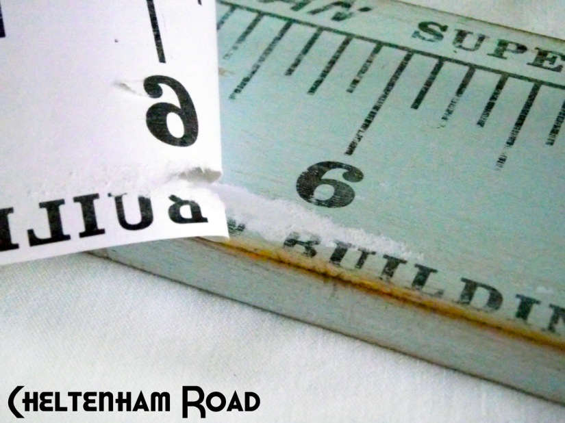 Image Transfer Tutorial Cheltenham Road