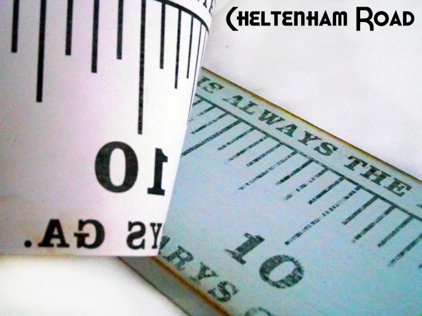 Transfer an Image Tutorial Cheltenham Road