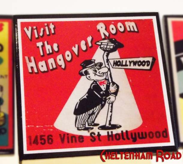Vintage Hollywood Coasters by Cheltenham Road