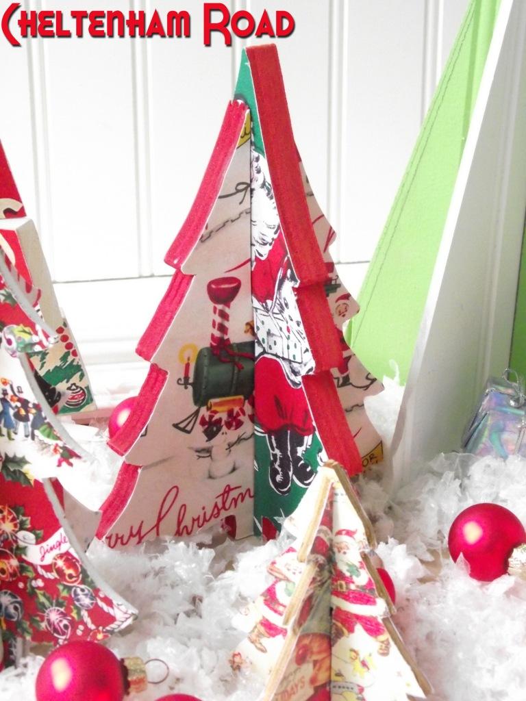 Christmas Tree Centerpiece Cheltenham Road