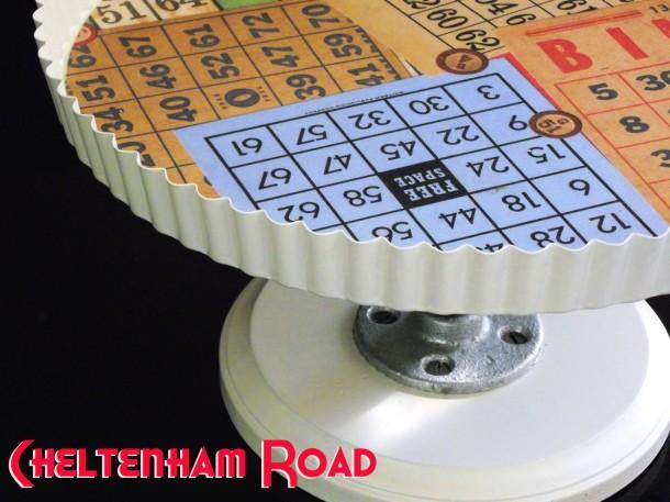 DIY Cake Stand - Cheltenham Road
