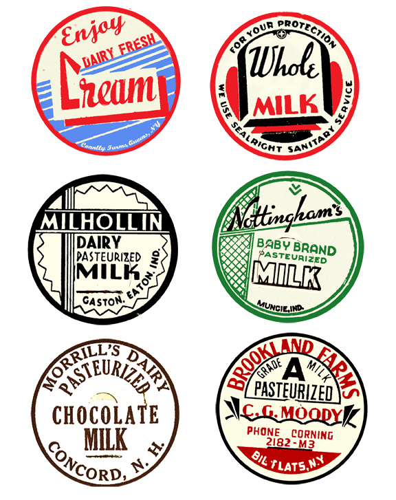 vintage milk bottle cap printable cheltenham road
