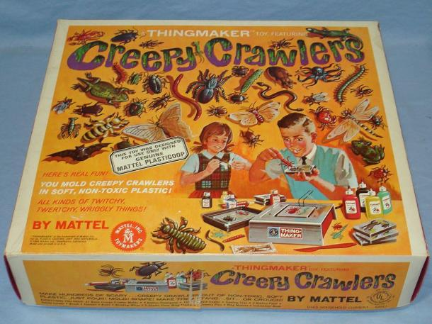 MATTEL_THINGMAKER_TOY_FEATURING_CREEPY_CRAWLERS_SET_4477_BOX_LID