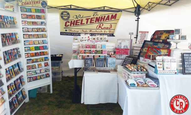 Cheltenham Road Craft Booth