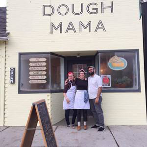 Dough Mama restaurant Columbus Ohio