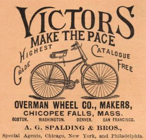 bicycle advertisement