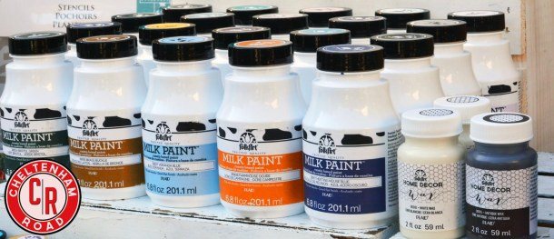 Folk Art Milk Paint