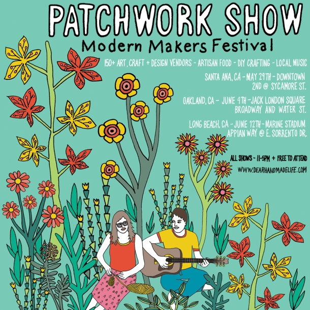 Patchwork Long Beach Craft Show