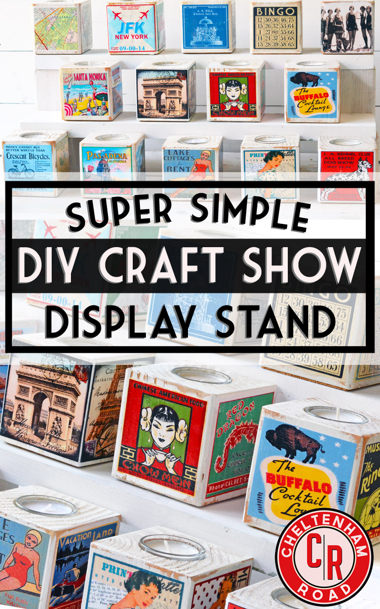 Simple Exhibition Stand Price : Super simple craft show display stand cheltenham road