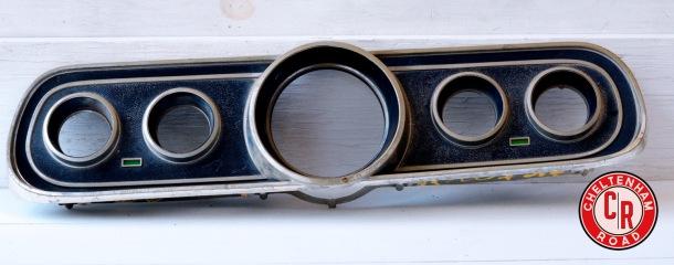 Vintage 66 Mustang Dash Panel