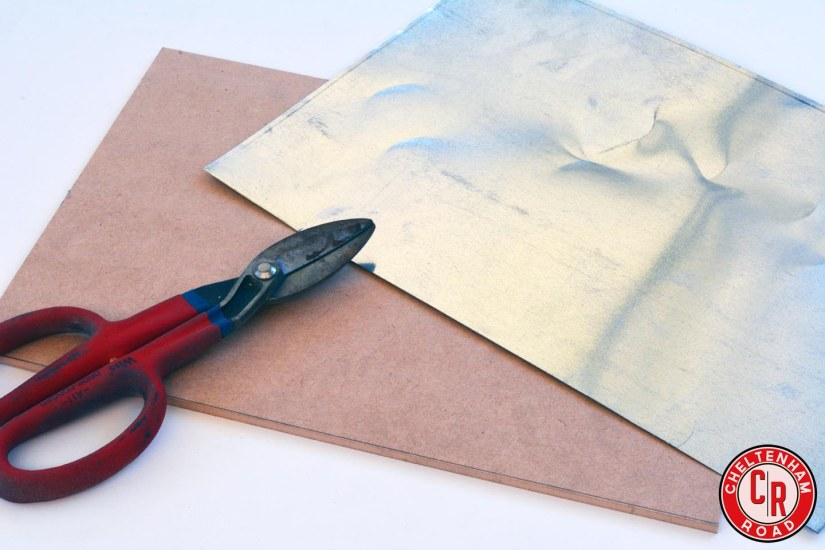 Image Transfer and a Rustic Ruler Tray by Cheltenham Road
