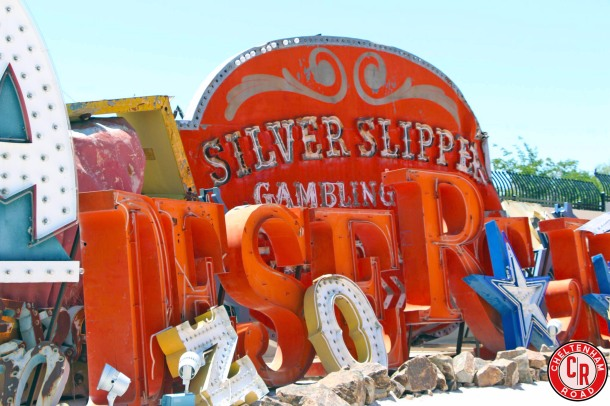 Neon Museum Boneyard Las Vegas