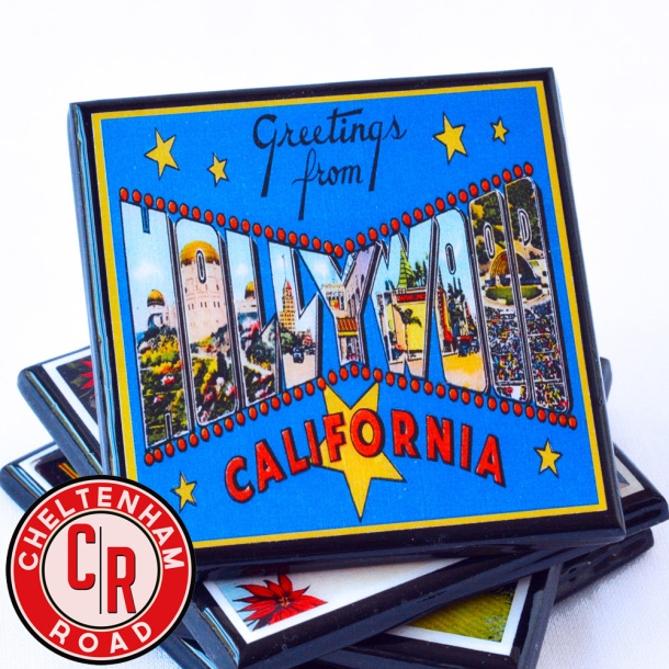 old-hollywood-postcard-vintage-coaster-set-by-cheltenham-road